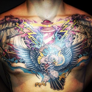 138 Extremely Large Tattoos (138 photos) 64