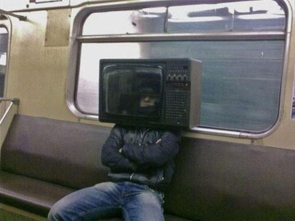 Surprises While Riding the Subway (20 photos) 6