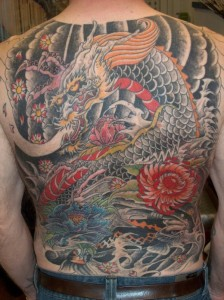 138 Extremely Large Tattoos (138 photos) 7