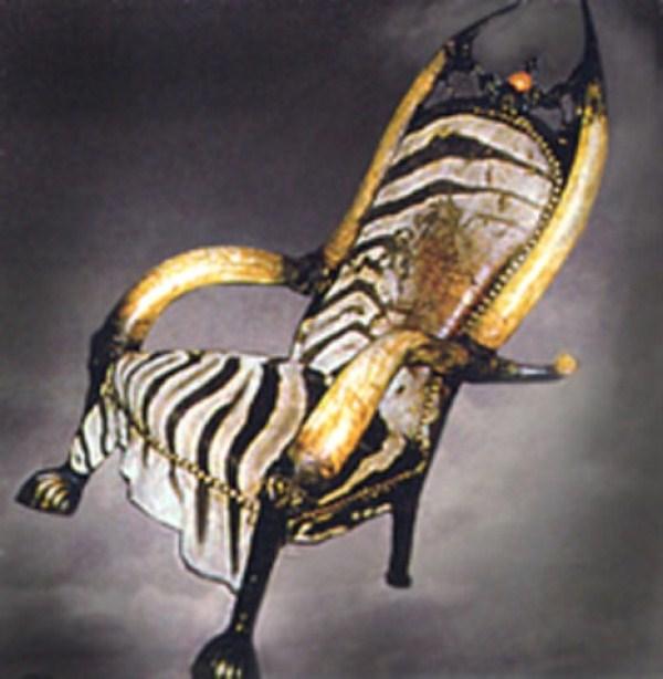 727 καρέκλες από Weird Υλικά (41 φωτογραφίες)