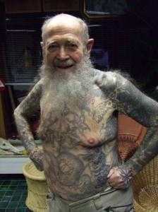 138 Extremely Large Tattoos (138 photos) 82