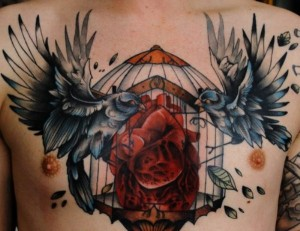 138 Extremely Large Tattoos (138 photos) 85