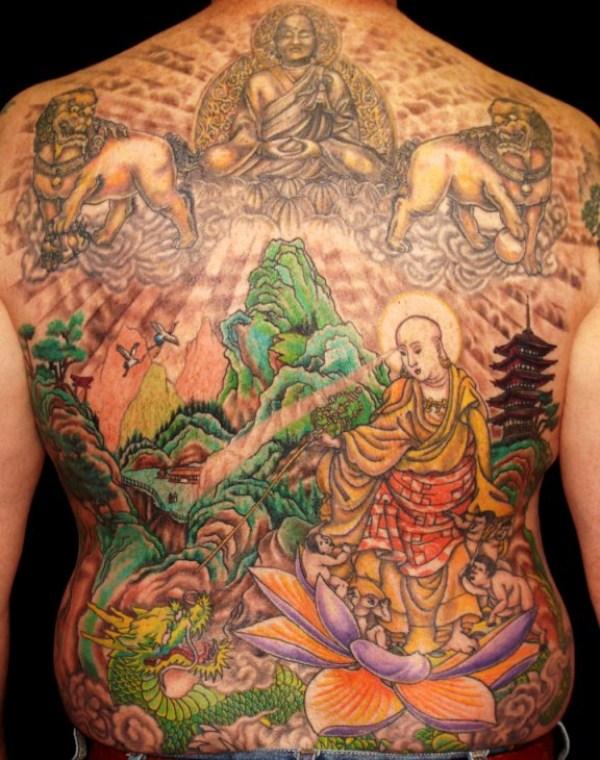 919 138 Εξαιρετικά Μεγάλο Τατουάζ (138 φωτογραφίες)