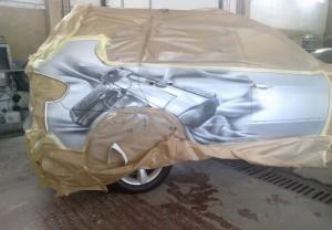 Impressive Car Paint Job (36 photos) 18