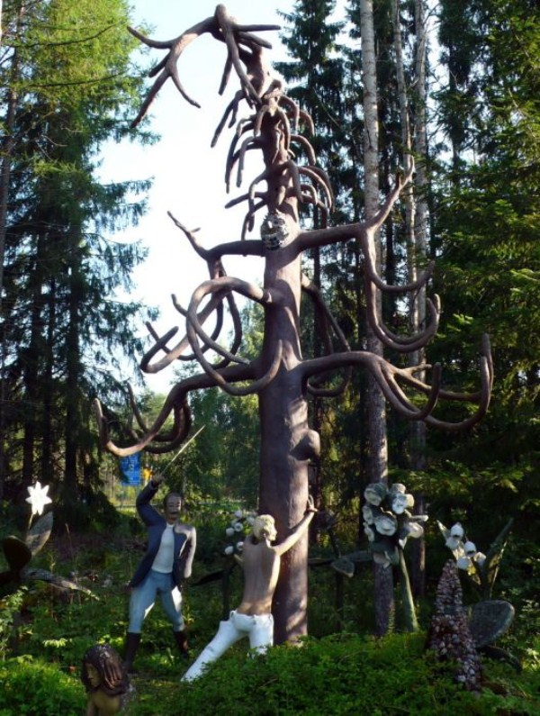 creepy-forest-in-finland-2