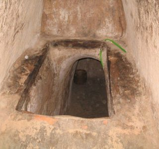 The Underground Tunnels Used by Viet Cong Guerrillas (21 photos)