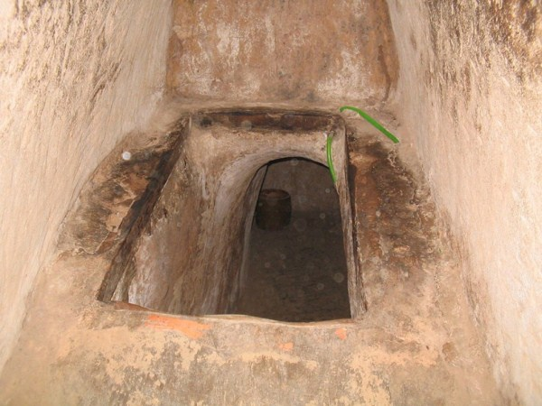 The Underground Tunnels Used by Viet Cong Guerrillas (21 photos) 4