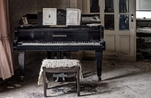 Inside Doctor's Abandoned Mansion (18 photos) 3