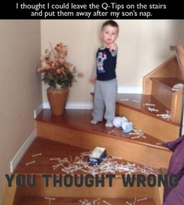 Nasty Things Children Do (34 photos) 34