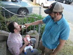 Like Father Like Son (41 photos) 29