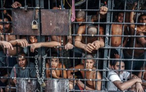Overcrowded Prison in El Salvador (17 photos) 1