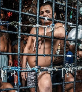Overcrowded Prison in El Salvador (17 photos) 10