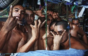 Overcrowded Prison in El Salvador (17 photos) 12