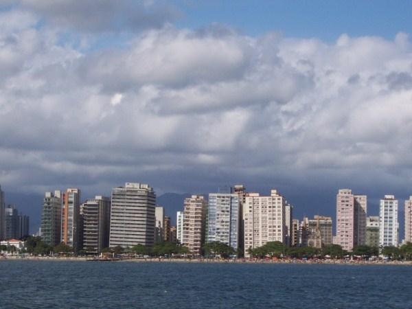 santos μια πόλη ναυάγιο στη Βραζιλία 3 ο κεκλιμένος Κτίρια Santos (9 φωτογραφίες)