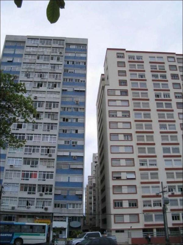 santos μια πόλη ναυάγιο στη Βραζιλία 5 ο κεκλιμένος Κτίρια Santos (9 φωτογραφίες)