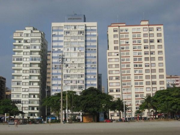 santos μια πόλη ναυάγιο στη Βραζιλία 7 ο κεκλιμένος Κτίρια Santos (9 φωτογραφίες)