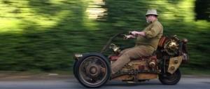 Awesome Steampunk Trike (32 photos) 1