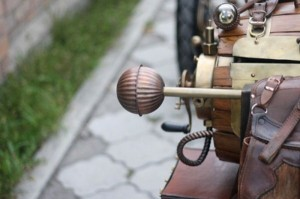 Awesome Steampunk Trike (32 photos) 11
