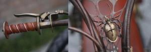 Awesome Steampunk Trike (32 photos) 29
