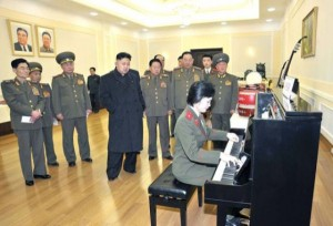 Kim Jong-un's Daily Routine (23 photos) 11