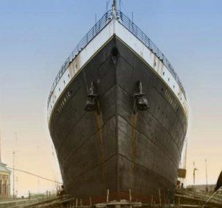 Titanic in Colour (16 photos)