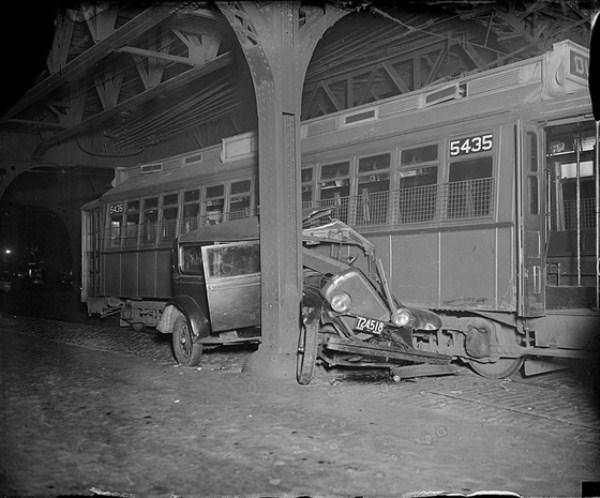 vintage car accidents 251 pictures