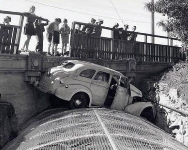 vintage car accidents 311