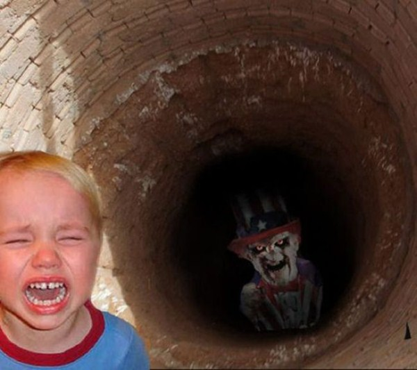 yikes thats some creepy things 50 1 Scary and Creepy Things (51 photos)