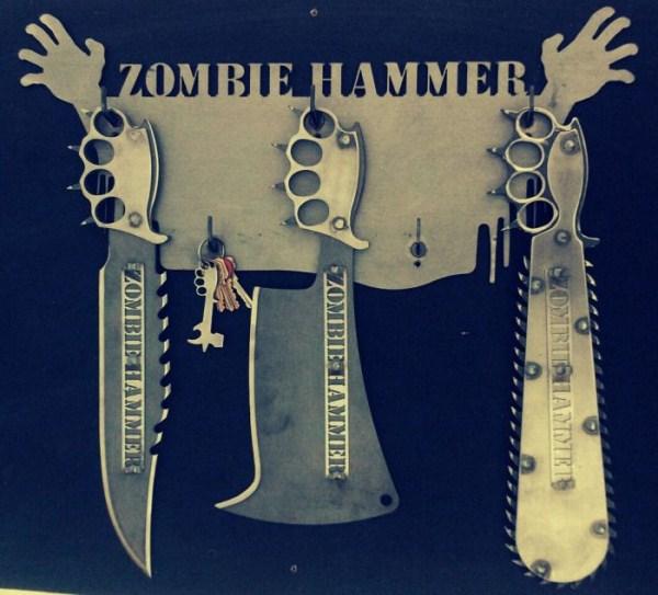 μαχαίρια σφυρί ζόμπι 1 Zombie Μαχαίρια Επιβίωσης (9 φωτογραφίες)