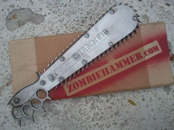 μαχαίρια σφυρί ζόμπι 5 Zombie Μαχαίρια Επιβίωσης (9 φωτογραφίες)