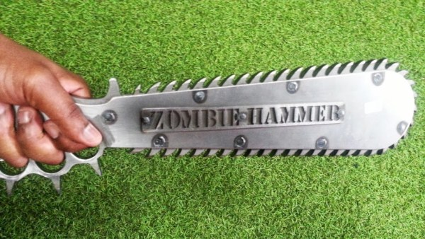 μαχαίρια σφυρί ζόμπι 9 Zombie Μαχαίρια Επιβίωσης (9 φωτογραφίες)