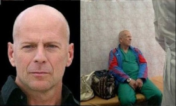 Russian Doppelgangers Of The Famous People (9 photos) 9