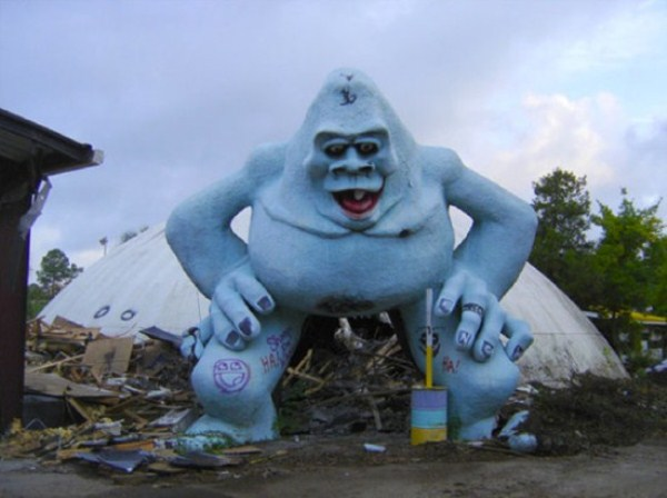 Old and Forgotten Amusement Parks (24 photos) 1