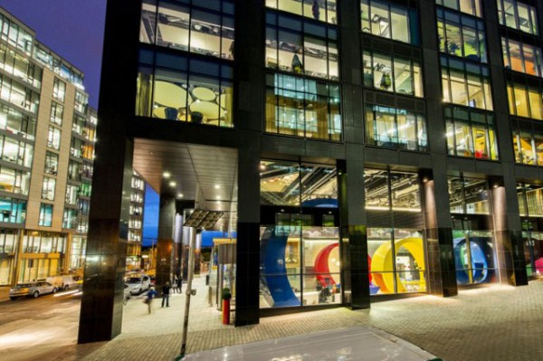 Amazing Google's Offices in Ireland (50 photos) 45