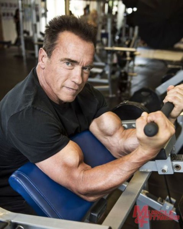 Arnold Schwarzenegger is Back (13 photos) 6