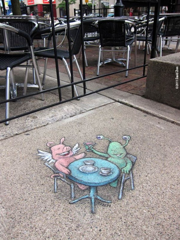 Chalk-Art-street-art-by-David-Zinn-1