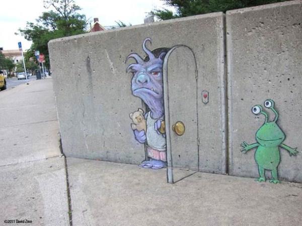 Chalk-Art-street-art-by-David-Zinn-7