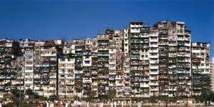 Inside the Kowloon Walled City (29 photos) 10
