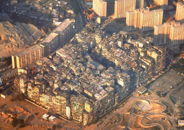 Inside the Kowloon Walled City (29 photos) 3