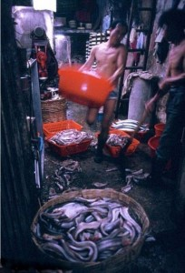 Inside the Kowloon Walled City (29 photos) 20
