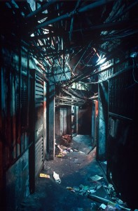 Inside the Kowloon Walled City (29 photos) 4