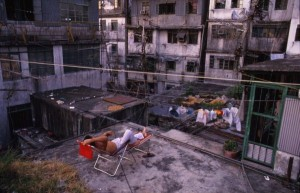 Inside the Kowloon Walled City (29 photos) 5