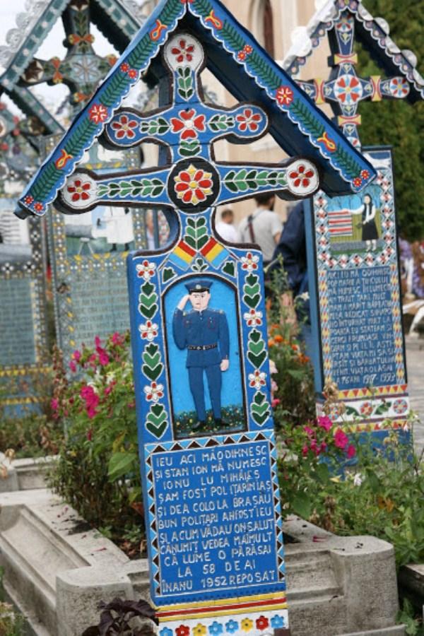 Merry Cemetery Romania (10)