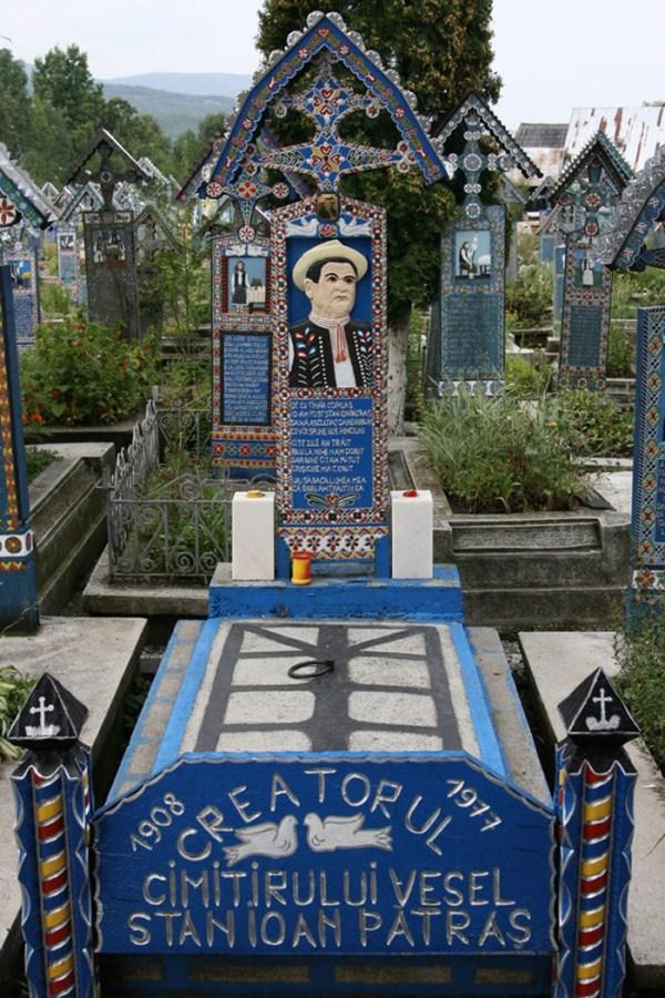 Merry Cemetery Romania (24)