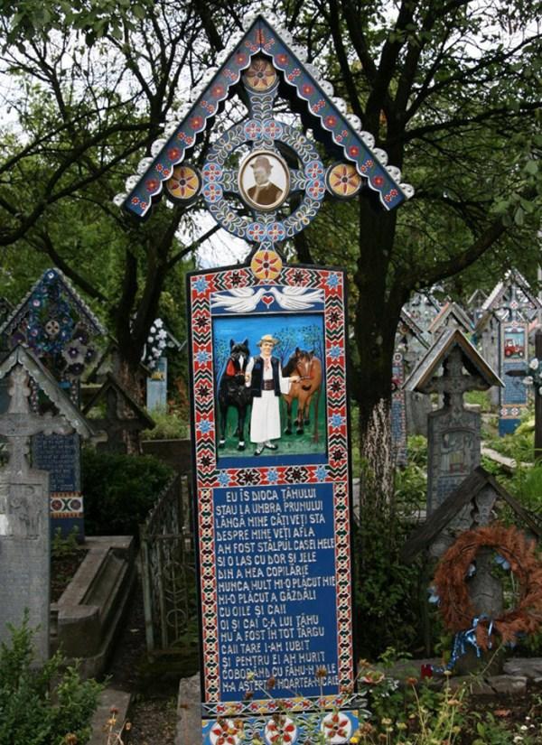 Merry Cemetery Romania (26)