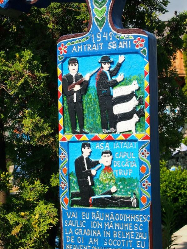 Merry Cemetery Romania (4)