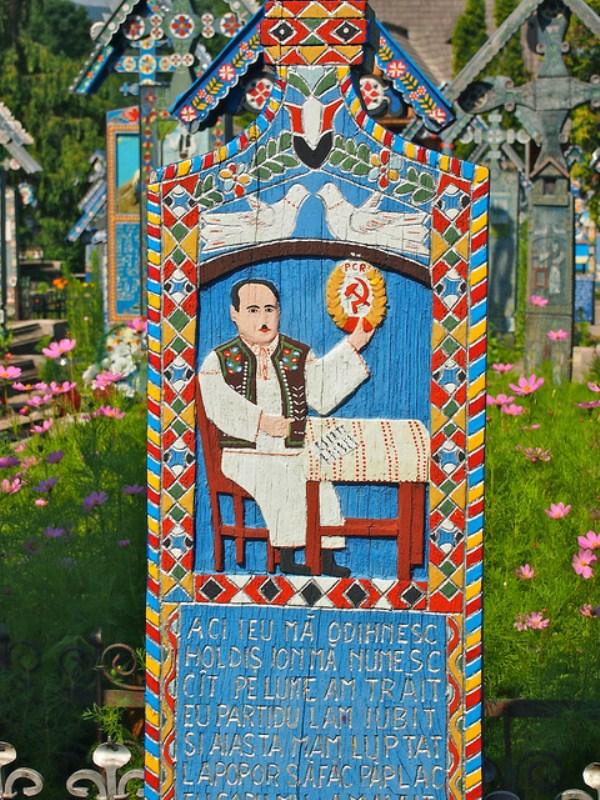 Merry Cemetery Romania (5)