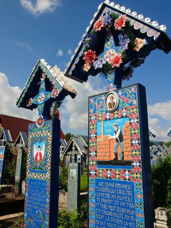 Merry Cemetery Romania (7)