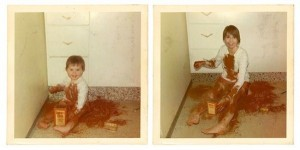 33 Childhood Photos Recreated Years Later (33 photos) 23