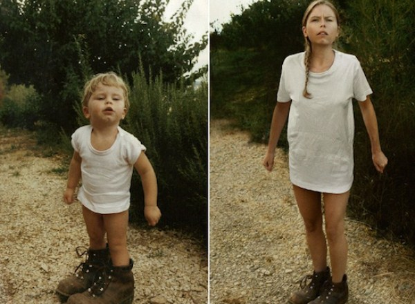 Recreating Childhood Photos (44)